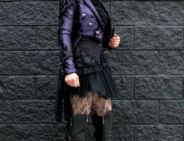 Harlequin Tailcoat