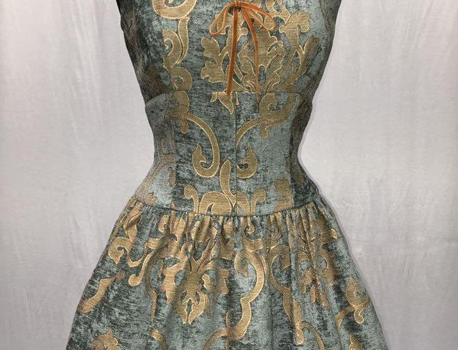 Velvet Ballet Dress