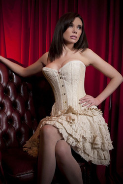 coreset.BUrleska.corset.petra-overbust-long-line-corset-in-cream-taffeta-and-cream-lace-overlay