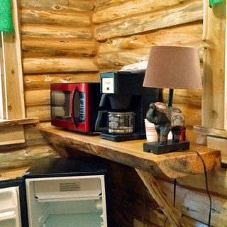 Furnished cabin in Maine