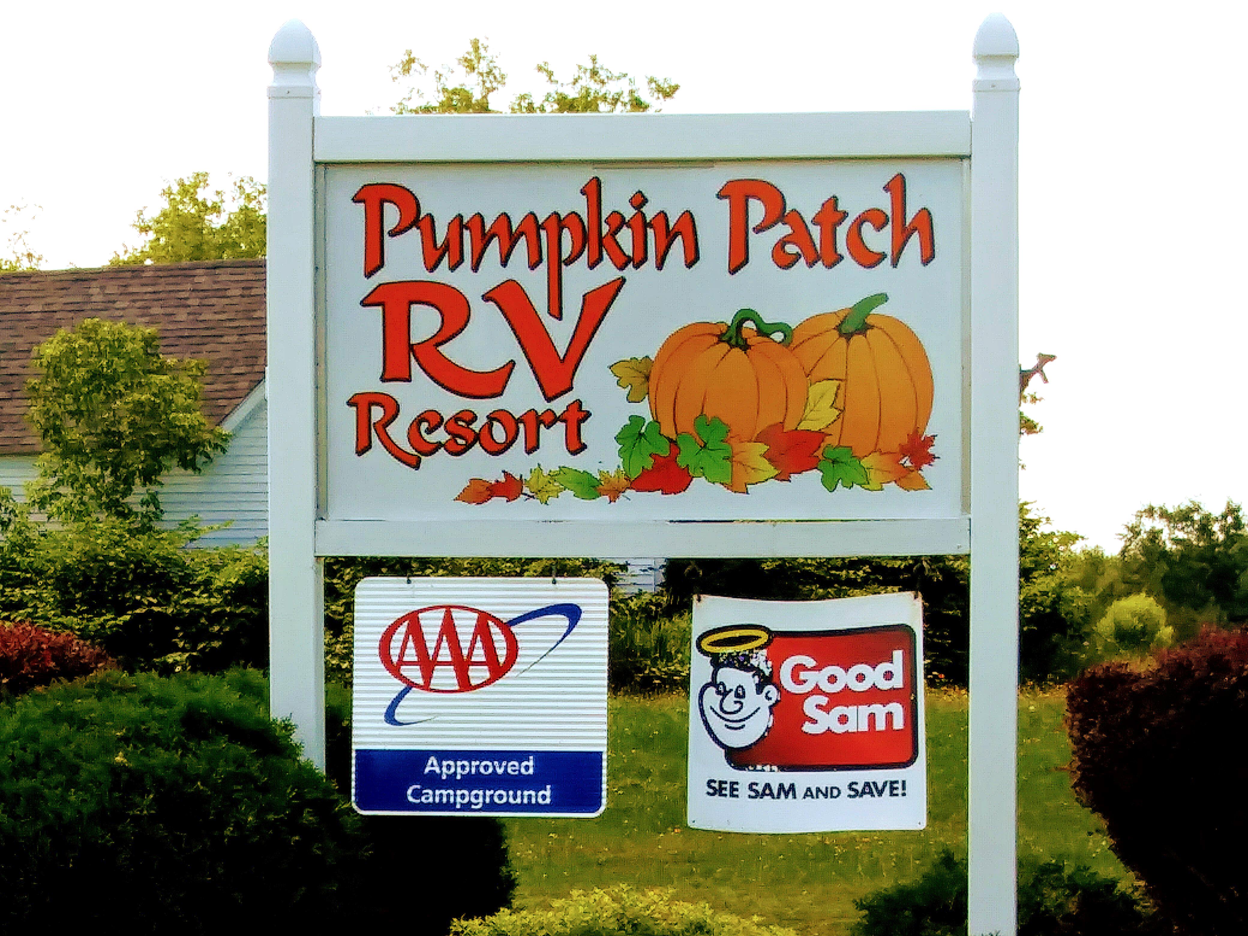 Pumpkin Patch RV Resort