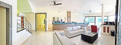 Hotel em Sinop - Recepção