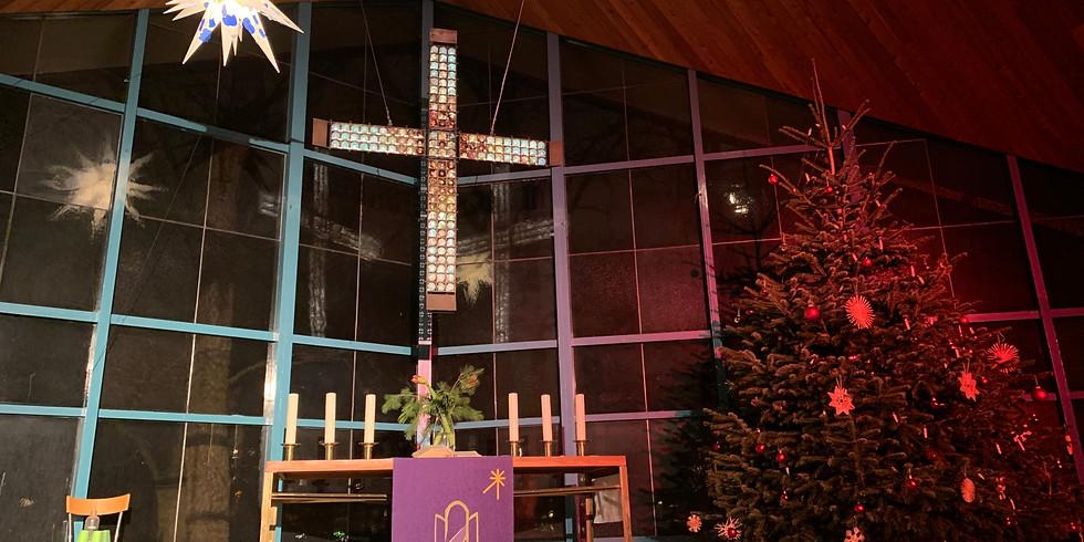 Heiligabend – Christmette