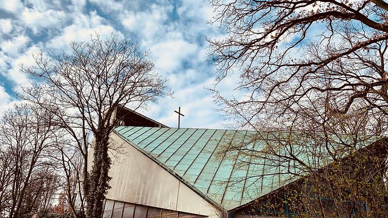 Gottesdienst am drittletzten Sonntag im Kirchenjahr mit Pfrn. C. Freudenberg