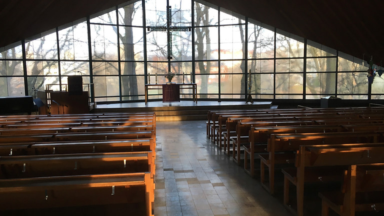 Gottesdienst am vorletzten Sonntag im Kirchenjahr mit Vik. M. Schöfer