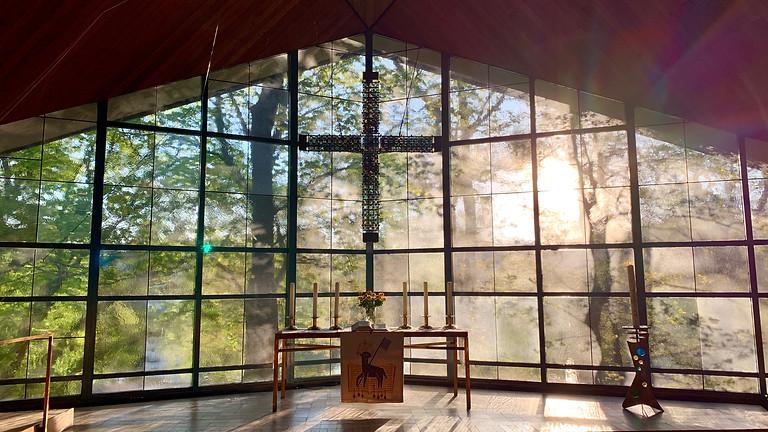 Gottesdienst am 13. So. n. Trinitatis (Pfr. C. Freudenberg)