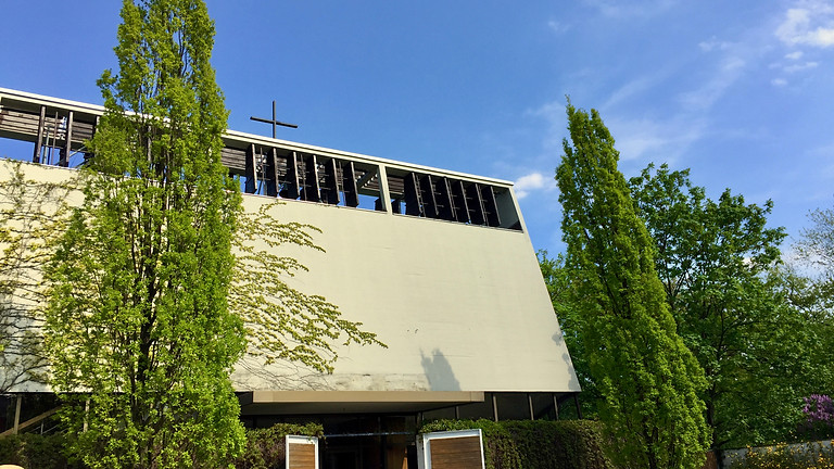 Gottesdienst am 12. So. n. Trinitatis (Pfr. C. Freudenberg)