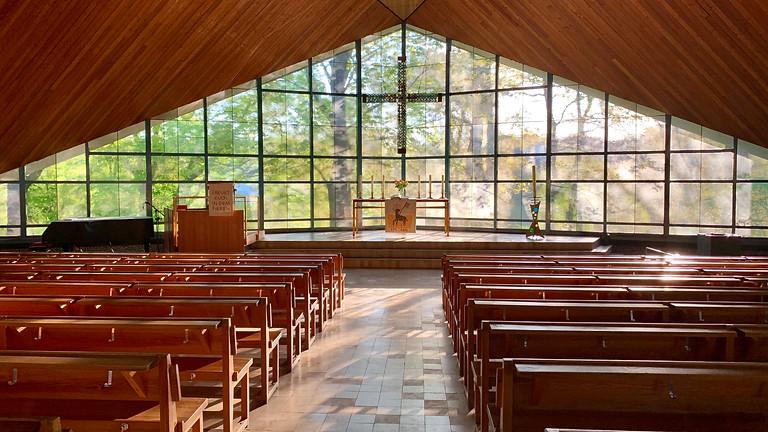 Gottesdienst am 5. So. n. Trinitatis (Pfr. Freudenberg)