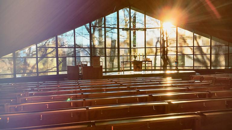 Gottesdienst am 8. So. n. Trinitatis (Vik. Schöfer)