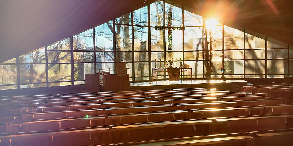 Predigtgottesdienst (abgesagt)