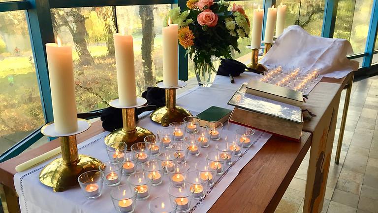 Gottesdienst zum Ewigkeitssonntag/ Totensonntag mit Pfrn. C. Freudenberg