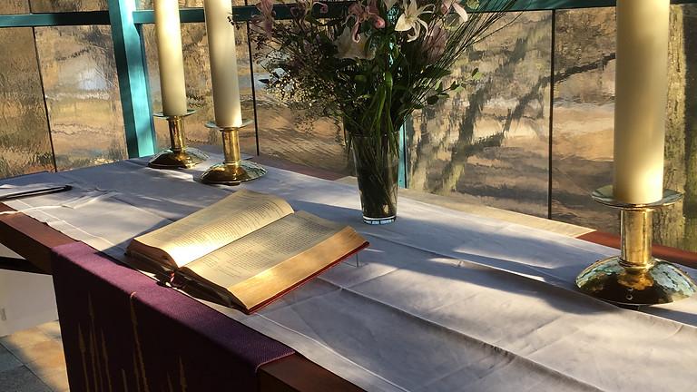 Gottesdienst am 10. So. n. Trinitatis (Pfr. R. Döring-Schleusener/ Pfr. C. Freudenberg)