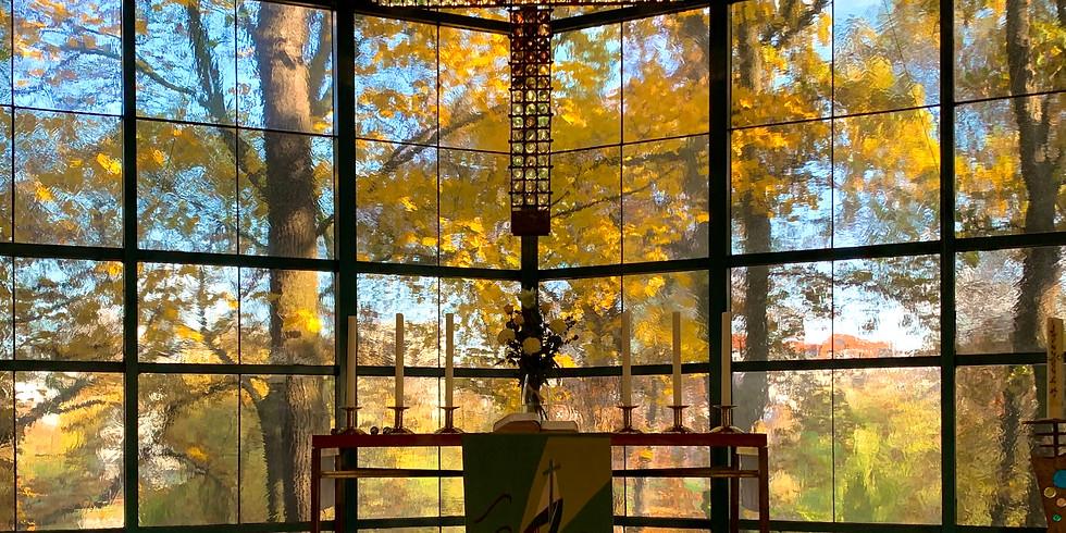 Gottesdienst am 20. So. n. Trinitatis mit Prädikantin U. Labuhn