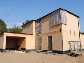 Wood & Build - Realisatie in Magnumboard - Vladslo - Tanghe