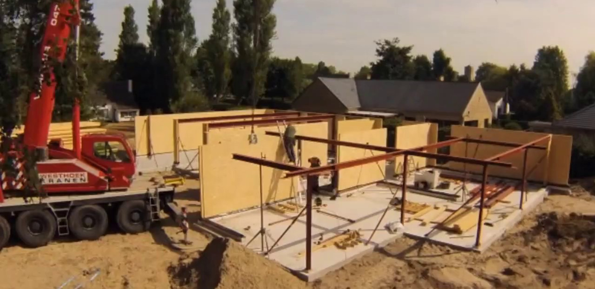 Wood & Build - Realisatie in Magnumboard - Oostduinkerke - Tilleman