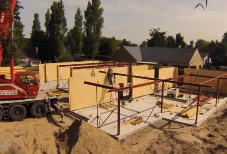 Wood & Build - Realisatie in Magnumboard - Oostduinkerke - Tilleman