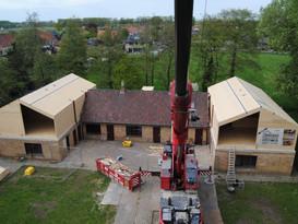 Wood & Build - Realisatie in Magnumboard - Brugge