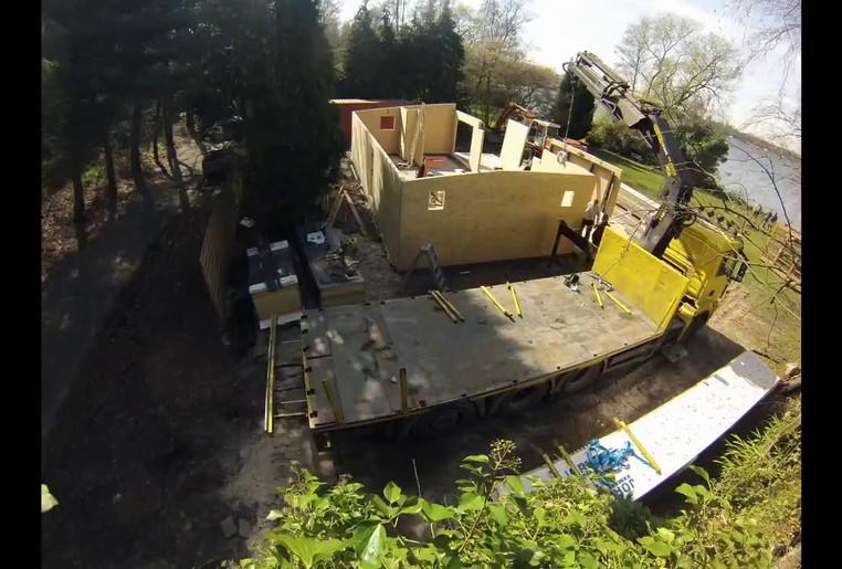 Wood & Build - Realisatie in Magnumboard - Mol