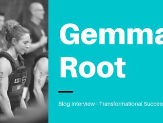 Blog Interview with Living Cross Fit Legend Gemma Root