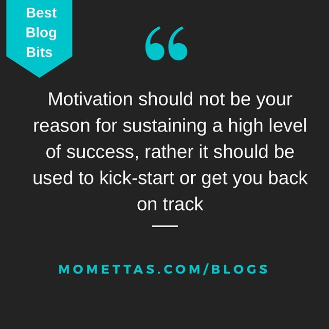 Blog: 3 Quick Ways to Get Motivated