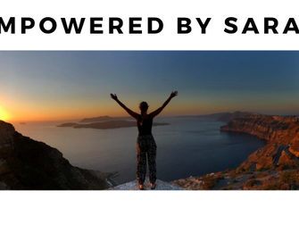 """Blog Interview with """"Empowered by Sarah"""""""