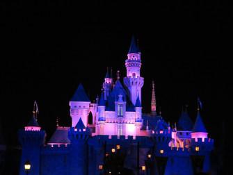 Disneyland took all my money!