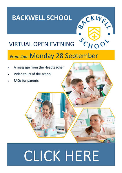 Backwell School Virtual Sept 2020 click