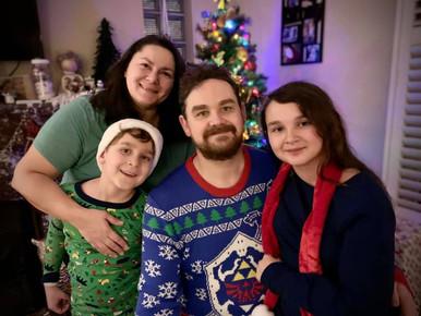 A Very COVID Christmas.