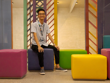 Adrean Tolosa: Road to a Winning Masterpiece