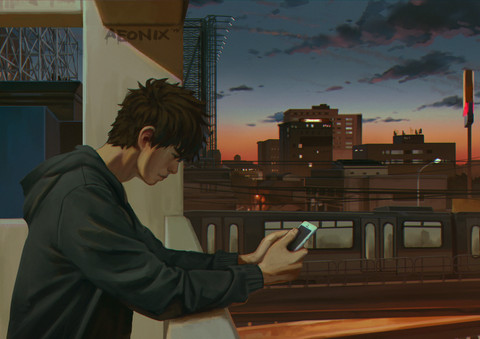 """Decline"" by Aeonix"