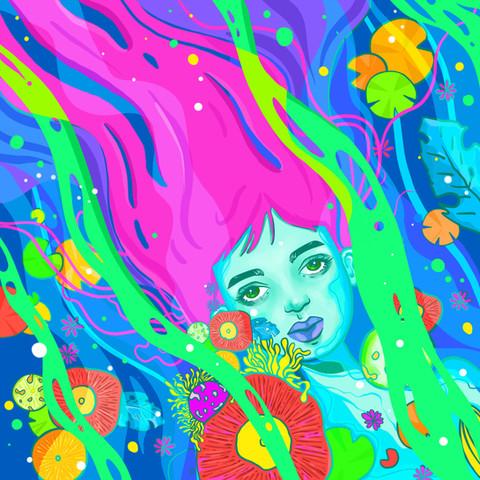 """Wetland"" by Jillene Baniqued"