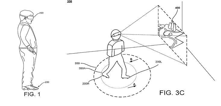 Ботинки для виртуальной реальности