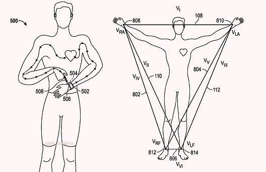 Apple патентует компактное устройство для снятия электрокардиограммы