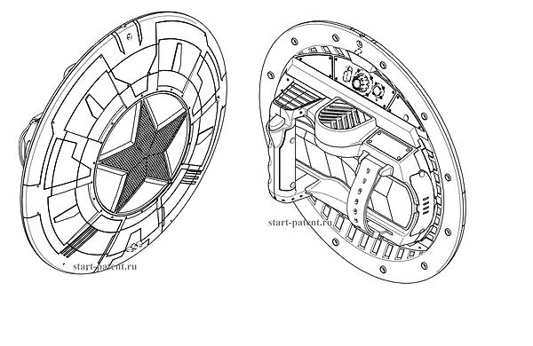 Disney получил патент на щит Капитана Америка
