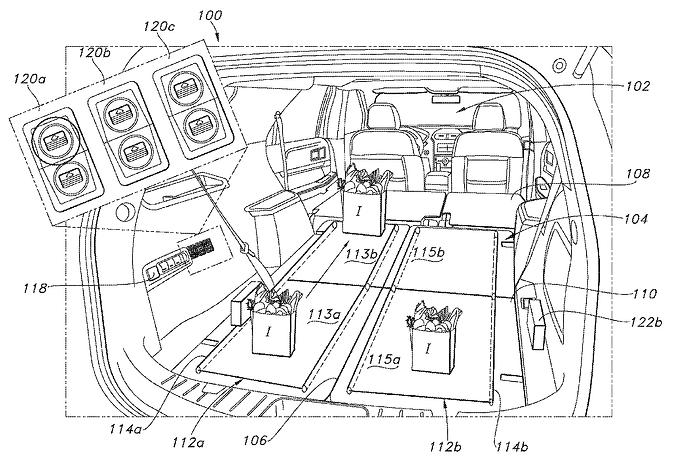 Ford предлагает установить конвейеры во внедорожники