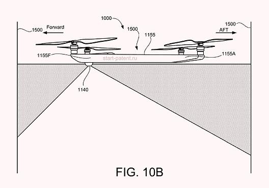 Google планирует использовать дронов для видеоконференций