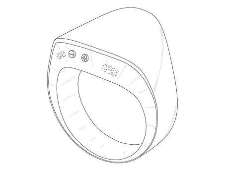 Патент на «умное» кольцо от Samsung
