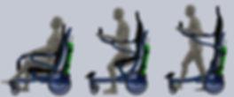 Американский стартап получил патент на новую концепцию инвалидной коляски