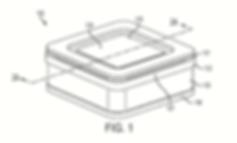 Патент Apple на влагозащищенный динамик