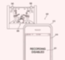Патент Apple на способ дистанционного отключения камер