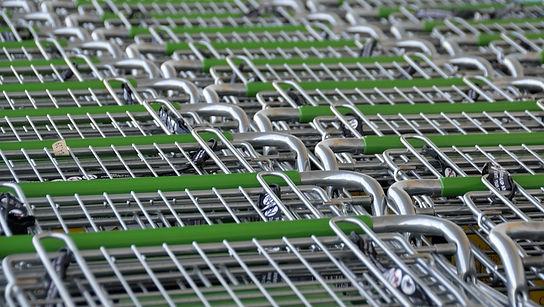 Тележка в супермаркете поможет отследить состояние покупателя
