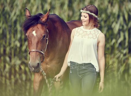 Ein Pferd, ein Mädchen, eine Seele?