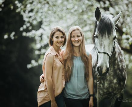 Bettina und Nicole