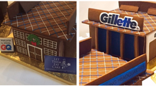 Branded Cookie Houses!