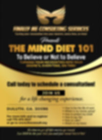jpeaks - The Mind Diet - 5x7 -new copy (