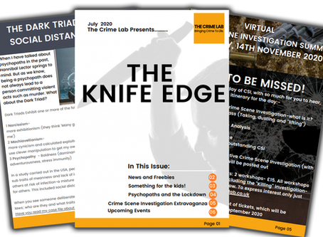 The Knife Edge - Keeping You Up To Date!
