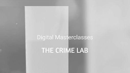 The Crime Lab Trailer - The Low Down!