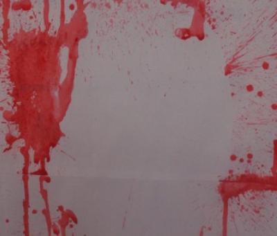 Blood Spatter Patterns Analysis