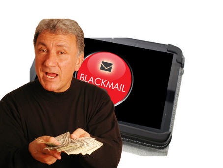The Psychology of Blackmail