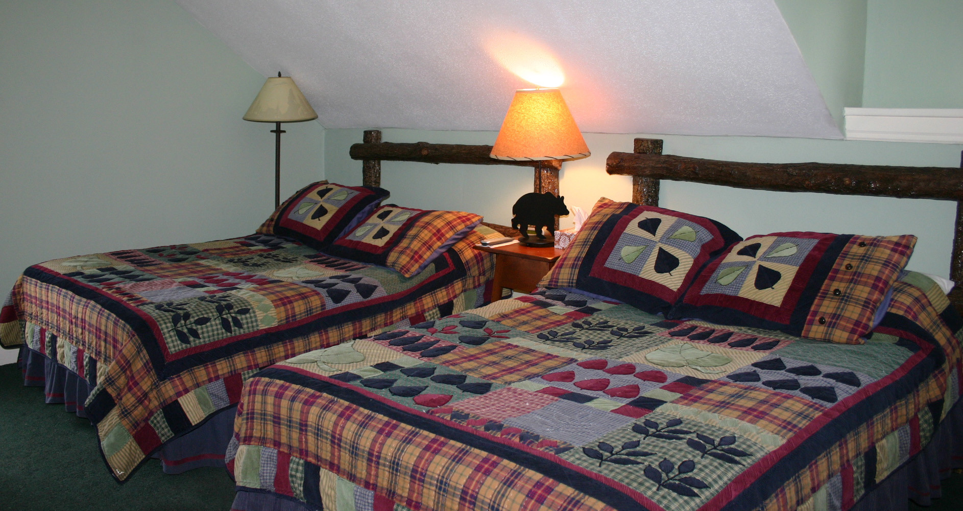 Deep Woods Room